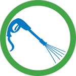 Building Cleaning icon