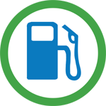 Gas Station Cleaning and Reimaging icon