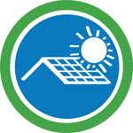 Solar Panel Cleaning icon